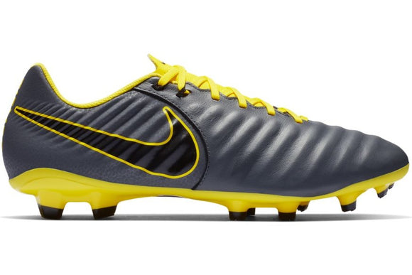 Nike Legend 7 Academy (FG) Firm-Ground Football Boot DARK GREY/BLACK-OPTI YELLOW