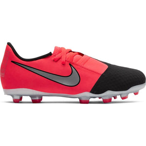 NIKE JR. PHANTOM VENOM ACADEMY FG BIG KIDS' FIRM-GROUND SOCCER CLEAT AO0362
