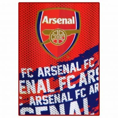 Arsenal Impact Fleece Blanket