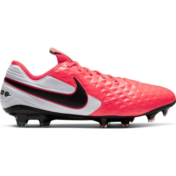 Nike Tiempo Legend 8 Elite FG LASER CRIMSON/BLACK-WHITE