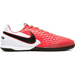Nike Tiempo Legend 8 Academy IC LASER CRIMSON/BLACK-WHITE
