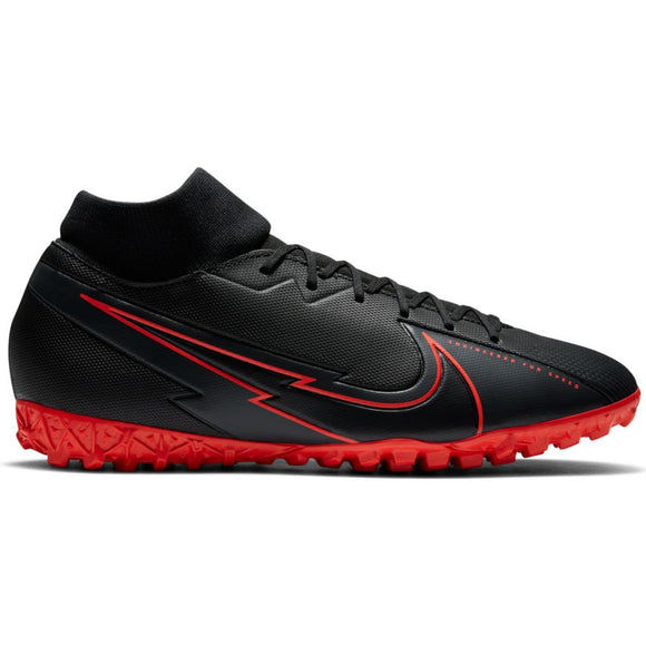 Nike Superfly 7 Academy TF Black Red