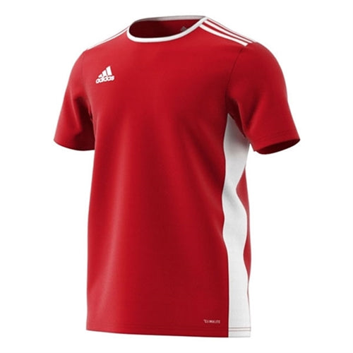 adidas Men's Soccer Entrada 18 Jersey Red/White