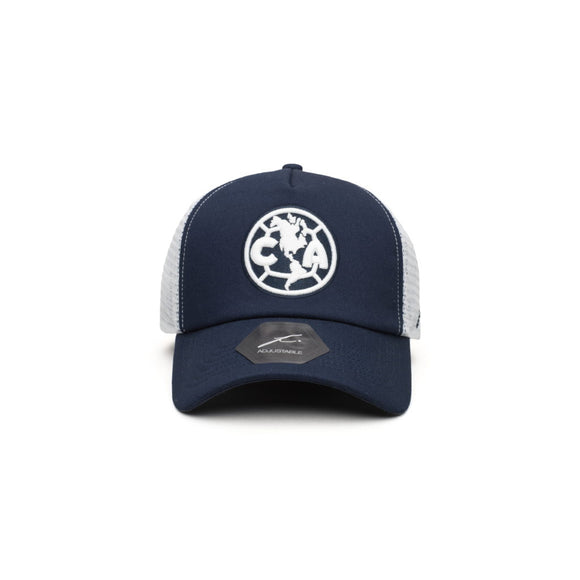 CLUB AMERICA – MESH-BACKED BASEBALL HAT
