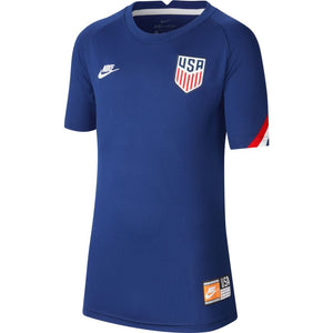 Nike U.S. Youth Short-Sleeve Soccer Top