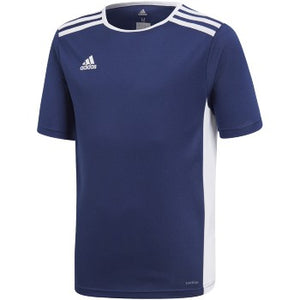 adidas youth Entrada 18 Jersey Dark Blue/White