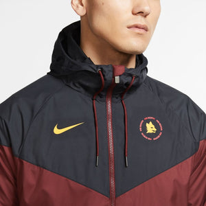 Nike A.S. Roma Men's Windrunner Woven Jacket