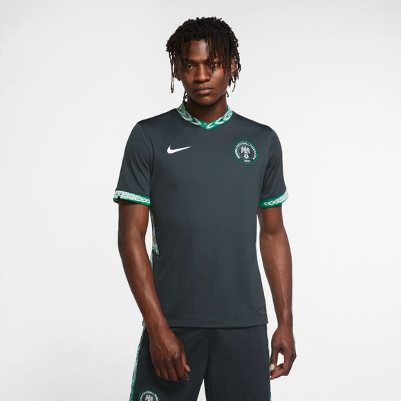 Nike Nigeria Men's 2020 Stadium Away  Soccer Jersey