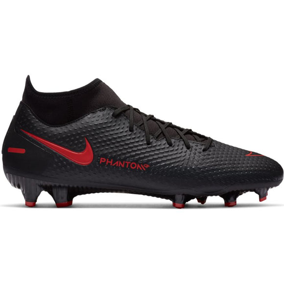 Nike Phantom GT Academy Dynamic Fit MG Black/Metallic Silver
