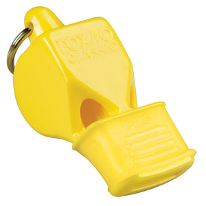 Fox 40 Classic CMG Referee Whistle Yellow