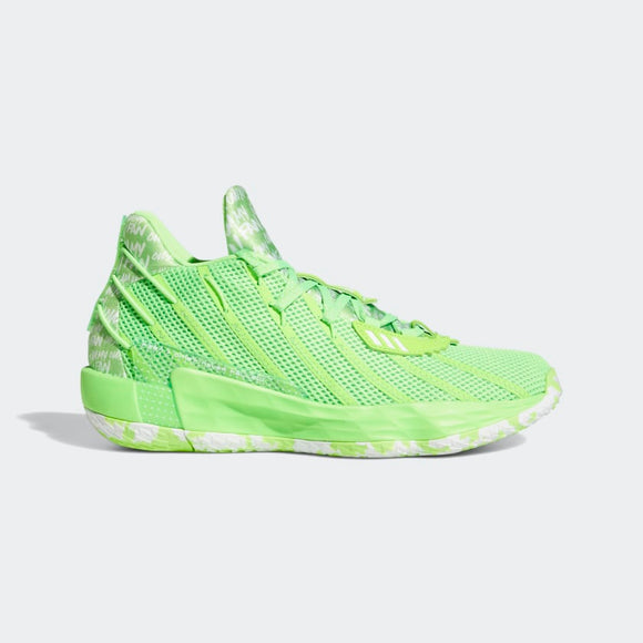 Dame 7 Basketball Shoes Green