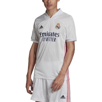 adidas Real Madrid Men's Home Jersey 2020-21