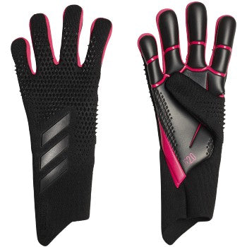 adidas Pred GL Pro Goalkeeper Gloves Black/Pink