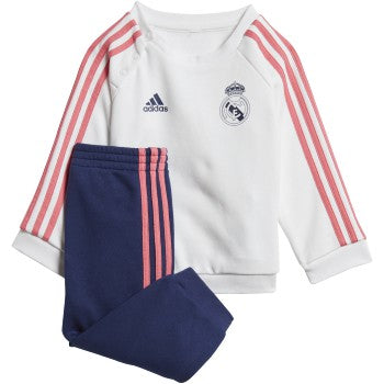 adidas 2020/21 Real Madrid 3 Stripes Baby Jogger