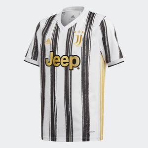 adidas Juventus Youth Home Jersey 2020/2021