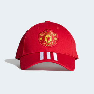 adidas Manchester United BB Cap Red