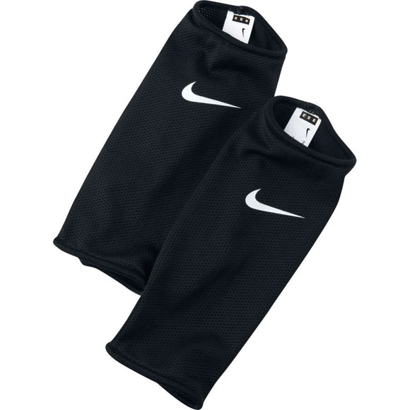 Nike Guard Lock Soccer Shinguard Compression Sleeves