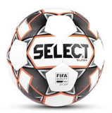 Select Super FIFA Match Soccer Ball Size 5 White