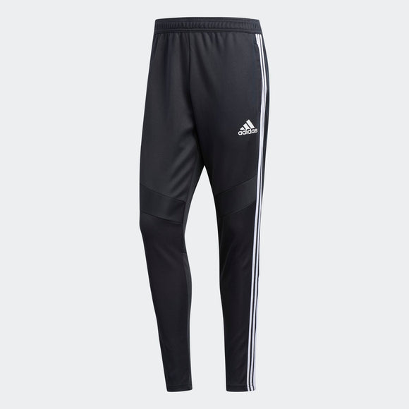 adidas Men's Tiro 19 Training Soccer Pants Dark Grey/White