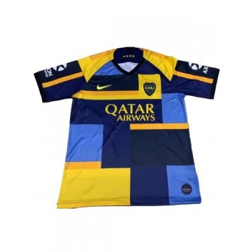 Nike Boca Juniors Mash Up Jersey Third Jersey 2019