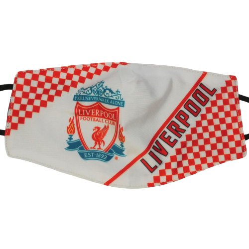 Liverpool Face Mask Reusable