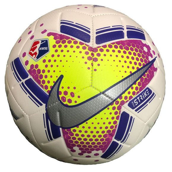Nike NWSL National Women's Soccer League Strike Soccer Ball