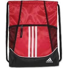 adidas Alliance II Sackpack Team Power Red