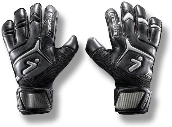 Storelli Gladiator Elite 2.0 Goalkeeper Gloves - No spines