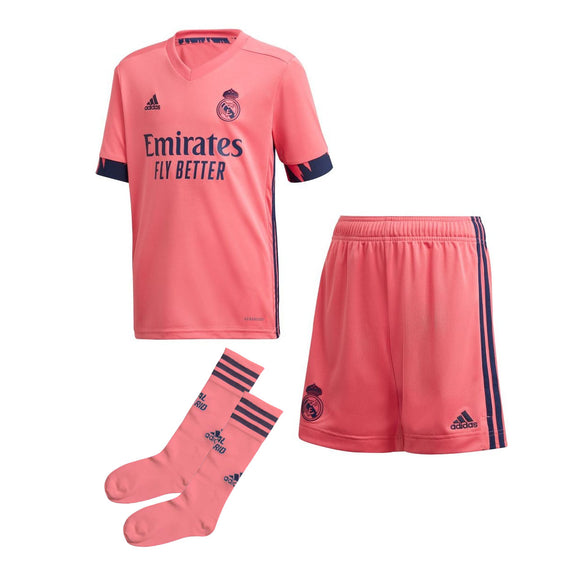 adidas Real Madrid Toddler Kit 2020-2021 Away