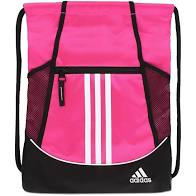 adidas Alliance II Sackpack Shock Pink
