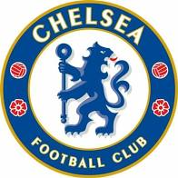 Chelsea FC Large Crest Sticker