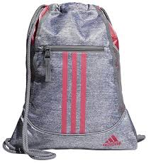 adidas Alliance II Sackpack Onix/Pink