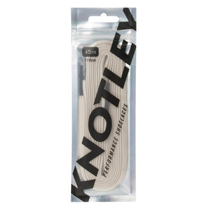 Knotley White Speed Lace 45