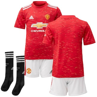 adidas 2020/21 Manchester United Home MinitKit