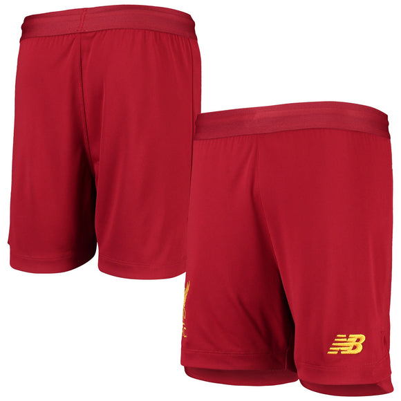 New Balance Liverpool Kids Home Shorts 2019-2020