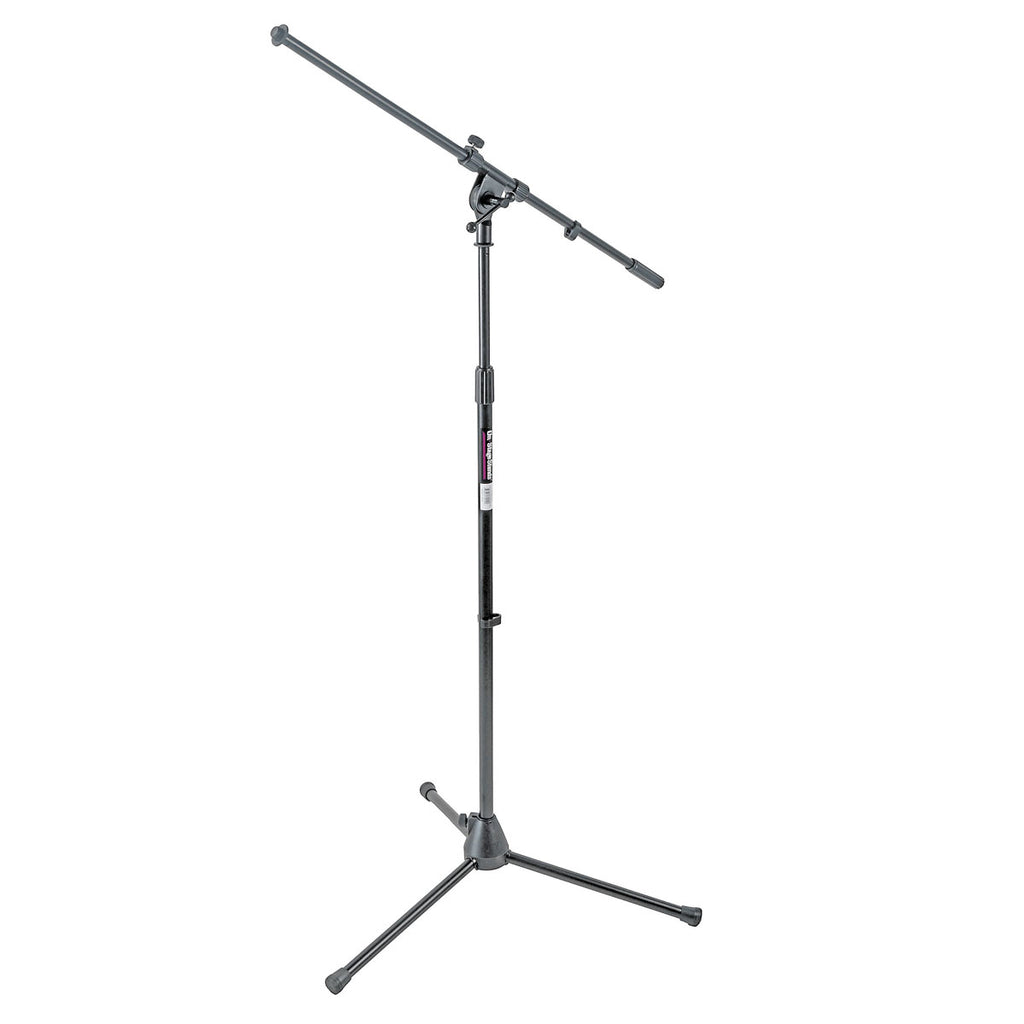 On-Stage MS7701B EuroBoom Mic Stand (Black)