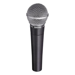 Shure SM58-LC Dynamic Vocal Microphone