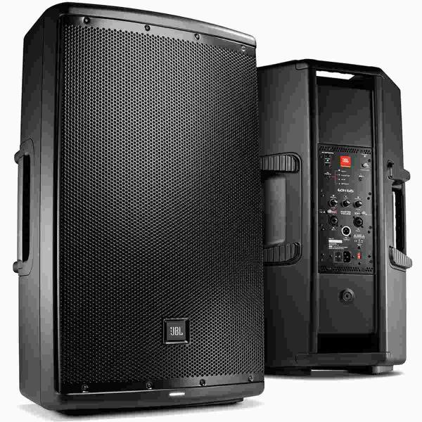 "JBL EON615 Two-Way 15"" 1000W Powered Loudspeaker"