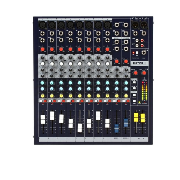 Soundcraft EPM 8 Analog Mixer