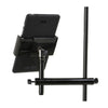 On-Stage Stands TCM1900 Grip-On Device Holder with U-Mount Post
