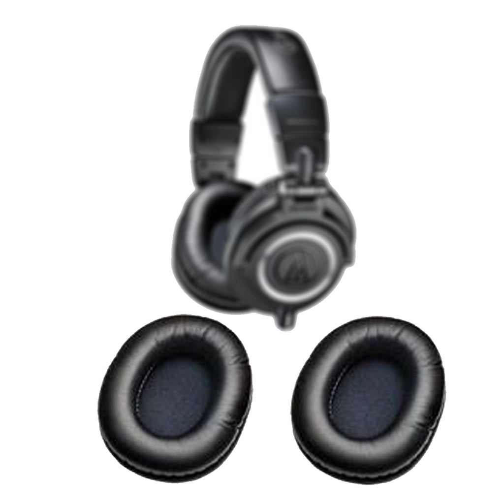 Audio-Technica HP-EP Replacement Earpads for M-Series Headphones (Black)