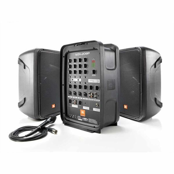 JBL EON208P Personal PA System