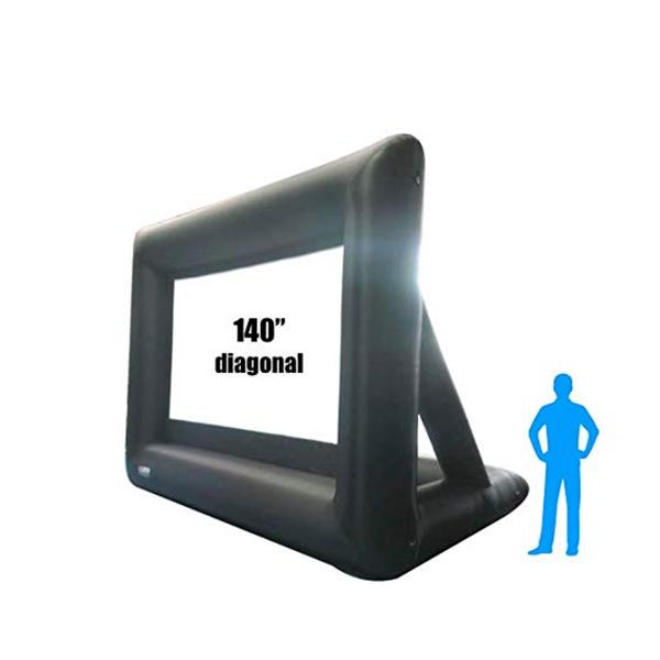 Loch IWS140 Inflatable Projection Screen