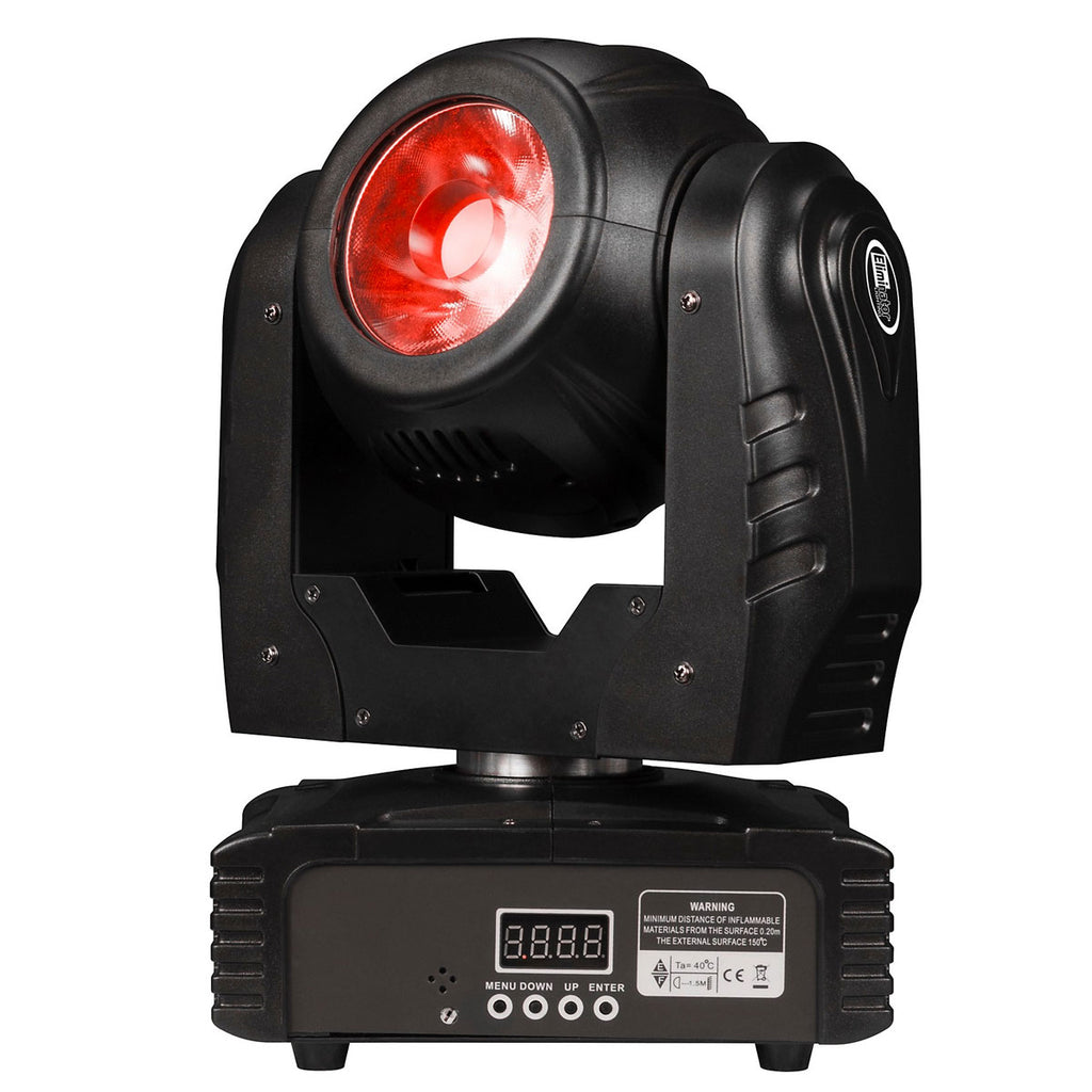 Eliminator Lighting Stealth Beam Moving Head Fixture