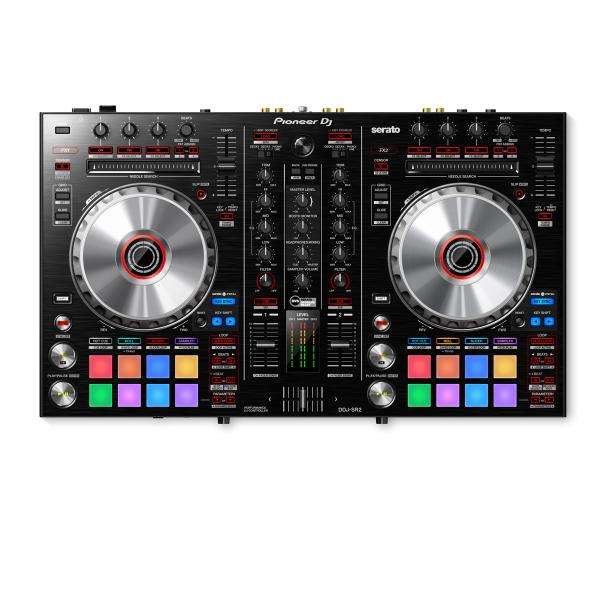 Pioneer DJ DDJ-SR2 Portable 2-Channel Controller for Serato DJ