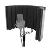 On-Stage Stands ASMS4730 Isolation Shield Acoustics