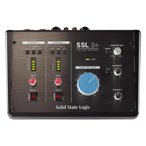 Solid State Logic SSL 2+ - 2x4 USB Audio Interface