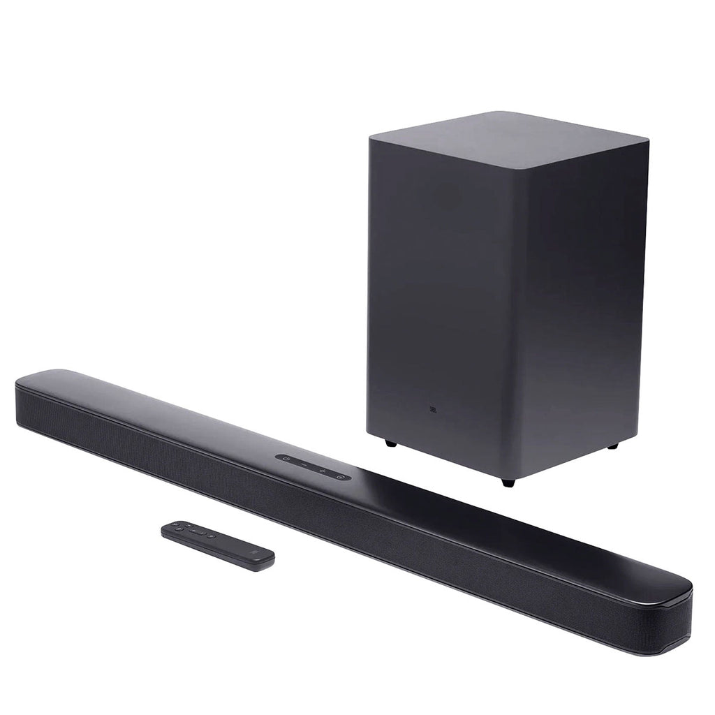 JBL Bar 2.1 Deep Bass 300W 2.1-Channel Soundbar System