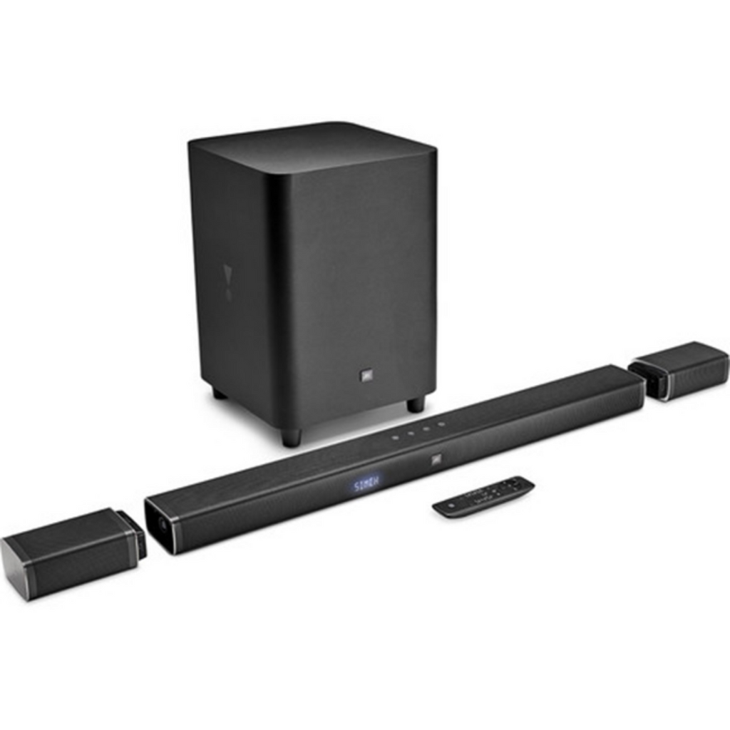 JBL Bar 5.1 Surround 550W Virtual 5.1-Channel Soundbar System