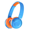 JBL JR300BTBLUAM Kids Wireless On-Ear Headphones (Rocker Blue)